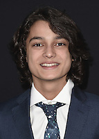 "HOLLYWOOD, CA - OCTOBER 10:  Rio Mangini at the Los Angeles world premiere of ""The Accountant"" at TCL Chinese Theater on October 10, 2016 in Hollywood, California. Credit: mpi991/MediaPunch"