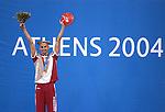 Benoît Huot obtient sa troisième médailles d'or au 200 mètres quatre fois quatre nages individuel (Jean-Baptiste Benavent 23 septembre).
