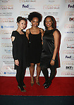 Kaori Otani, Dancer Annique S. Roberts and Dancer Clarice Young Attend the 7th Annual Evidence Gala...A Breath of Spring Hosted by Law & Order Actress Tamara Tunie and Jazz Vocalist Gregory Generet Held at The Grand Ballroom at Manhattan Center, NY  4/12/2011