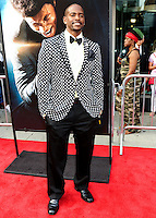 NEW YORK CITY, NY, USA - JULY 21: Keith Robinson at the New York Premiere Of 'Get On Up' held at The Apollo Theater on July 21, 2014 in New York City, New York, United States. (Photo by Celebrity Monitor)