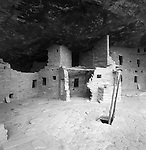Kiva Entrance, Spruce Tree House, Mesa Verde National Park