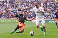 REAL MADRID v VALENCIA CF. La Liga 2016-2017.