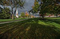 Fall UVM Campus
