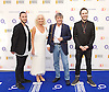 O2 Silver Clef Awards and lunch in aid of Nordoff Robbins 3rd July 2015 at Grosvenor House Hotel, Park Lane, London, Great Britain <br /> <br /> Red carpet arrivals <br /> Bruce Dickinson <br /> Iron Maiden<br /> <br /> Photograph by Elliott Franks<br /> <br /> 2015 &copy; Elliott Franks