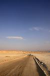 Amiaz Plain in the Dead Sea Valley