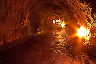 Thurston Lava Tube, Hawaii Volcanoes National Park, Kilauea, Big Island, Hawaii, USA