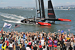 2013 - AMERICA'S CUP - 22th of september - SAN FRANCISCO - CALIFORNIA - USA