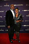 Dan Gasby and B. Smith Attend BET NETWORKS CELEBRATES BLACK EXCELLENCE WITH BET HONORS 2013 Hosted By Gabrielle Union<br />