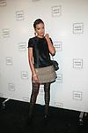 Model Selita Ebanks: New York Mercedes-Benz Fashion Week Spring 2012 - Herve Leger - Backstage New York City, USA - 9/13/11