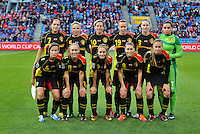 2013.09.25 Norway - Belgium