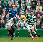Lee Wallace and James Forrest