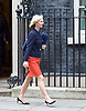 Cabinet Meeting <br /> 10 Downing Street London, Great Britain <br /> 29th March 2017 <br /> <br /> departures following the final cabinet meeting before Article 50 is triggered in Parliament today.<br /> <br /> Liz Truss <br /> <br /> <br /> <br /> Photograph by Elliott Franks <br /> Image licensed to Elliott Franks Photography Services