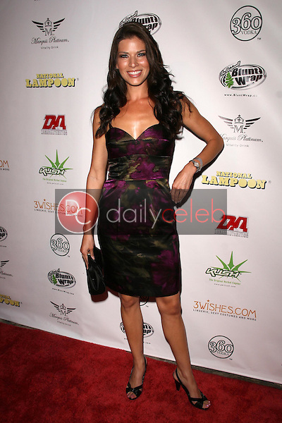 Adrienne Janic<br />at National Lampoon's 'The Great American Fantasy'. Playboy Mansion, Holmby Hills, CA. 09-06-08<br />Dave Edwards/DailyCeleb.com 818-249-4998