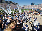 _88R3817..2012 FTB vs Weber State University..BYU - 45.Weber State - 6. .Photo by Jaren Wilkey/BYU..September 8, 2012..© BYU PHOTO 2012.All Rights Reserved.photo@byu.edu  (801)422-7322