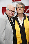 Paula Vogel and Anne Fausto-Sterling attends The New Dramatists' 68th Annual Spring Luncheon at the Marriott Marquis on May 16, 2017 in New York City.