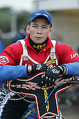 Arena Essex Hammers vs Coventry Bees - Skybet Elite League 'B' - 01/06/05 - Arena new boy Sergey Darkin on his home debut - (Gavin Ellis 2005)