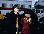 MOTLEY CRUE 1998 Tommy and Pamela Lee<br /> &copy; Chris Walter