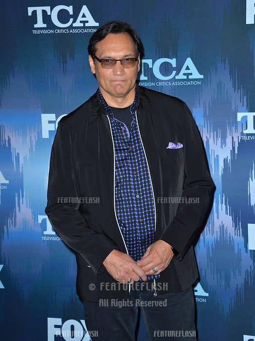 Jimmy Smits at the Fox Winter TCA 2017 All-Star Party at the Langham Huntington Hotel, Pasadena, USA 11th January  2017<br /> Picture: Paul Smith/Featureflash/SilverHub 0208 004 5359 sales@silverhubmedia.com
