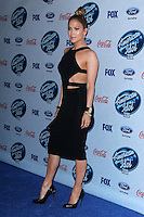 Jennifer Lopez<br /> at the American Idol XIII Finalists Party, Fig &amp; Olive, Los Angeles, CA 02-20-14<br /> David Edwards/DailyCeleb.Com 818-249-4998