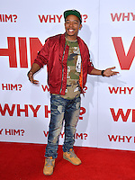 Actor Allen Maldonado at the world premiere of &quot;Why Him?&quot; at the Regency Bruin Theatre, Westwood. December 17, 2016<br /> Picture: Paul Smith/Featureflash/SilverHub 0208 004 5359/ 07711 972644 Editors@silverhubmedia.com