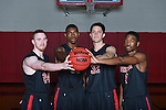 Wesleyan MBB Team Photos 11/6/2015