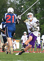 Boys Lacrosse vs Roncalli 5-13-10