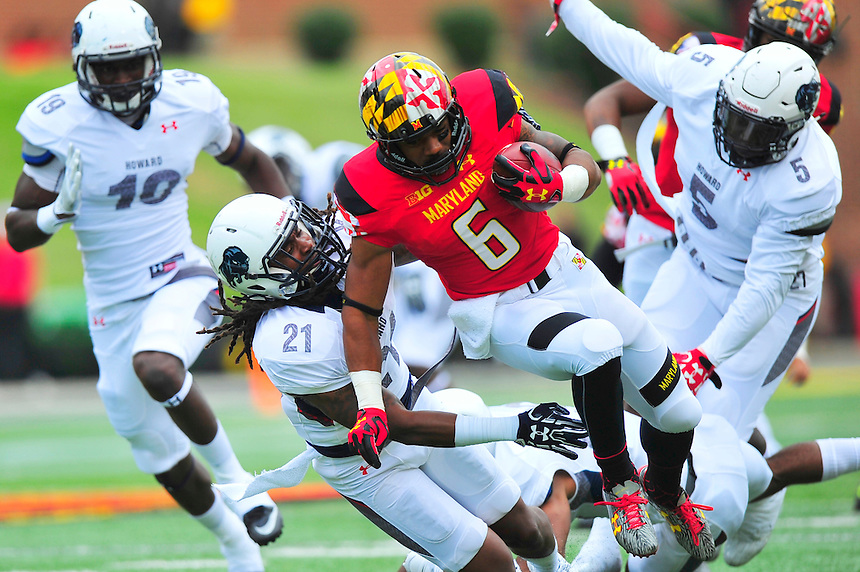 Maryland Terrapins vs. Howard Bison - NCAA Football, September 3, 2016