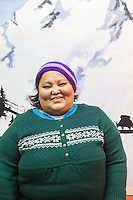 Kamala Gauchan, who opened Dhaulagiri Kitchen, a tiny Nepalese restaurant in Jackson Heights, about two years ago. <br /> <br /> Danny Ghitis for The New York Times