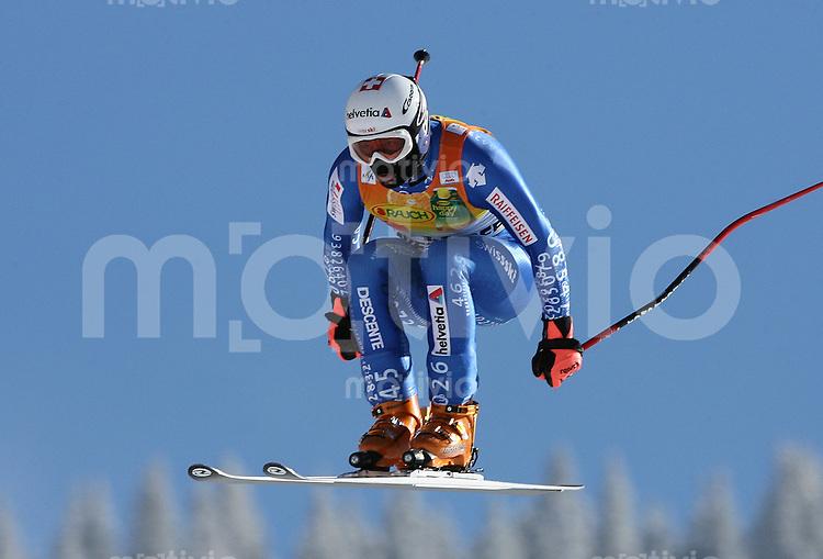 Ski Alpin; Saison 2006/2007   Herren Abfahrt Bruno Kernen (SUI)