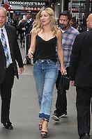 SEP 28 Kate Hudson at 'Good Morning America' in NYC