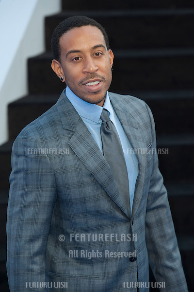 Ludacris (Chris Bridges) arriving for the 'Fast And Furious 6' Premiere, at Empire Leicester Square, London. 07/05/2013 Picture by: Simon Burchell / Featureflash