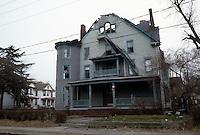 1984 March ..Conservation.Berkley 3....Hardy Avenue & Main Street...NEG#.NRHA#..