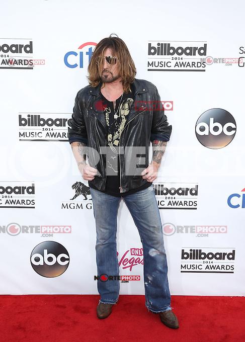 LAS VEGAS, NV - May 18 : Billy Ray Cyrus pictured at 2014 Billboard Music Awards at MGM Grand in Las Vegas, NV on May 18, 2014. ©EK/Starlitepics