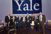 Presentations  and Speakers '15 Yale Athletics Blue Leadership Awards