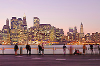 Skylines & Cityscapes of New York City