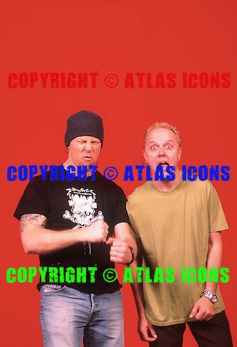 METALLICA 2003 WILLIAM HAMES