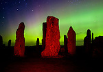 Scottish Outer Islands and the Callanish Stones