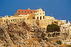Ano Syros Catholic basilica of San Giorgio,  Syros [ ????? ] , Greek Cyclades Islands