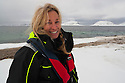 Norway, Svalbard, tourist guide and photographer Jami Tarris