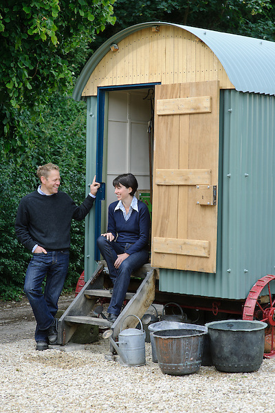 Garden & Wood - Piers & Louise (10th June 2011)