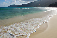 Long Bay beach, Tortola, British Virgin Islands