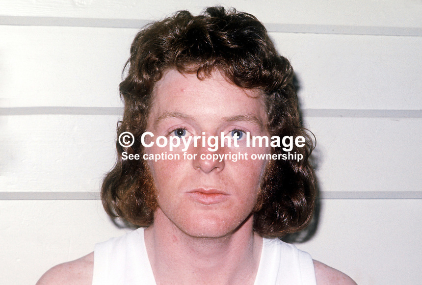 Mickey Tohill, aka Michael Tohill, boxer, amateur, N Ireland, 197304000233<br />