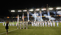 LA Galaxy vs Seattle Sounders, November 11, 2012
