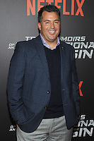 NEW YORK, NY - NOVEMBER 03:  Jeff Morris attends the 'True Memoirs Of An International Assassin' New York premiere at AMC Lincoln Square Theater on November 3, 2016 in New York City. Photo by John Palmer/ MediaPunch