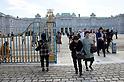 Akasaka Palace opens to public