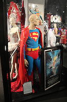 Wardrobe from &quot;Superman The Movie&quot;<br /> at the Celebration of Entertainment Awards Exhibit Opening, The Hollywood Museum, Hollywood, CA 02-19-14<br /> David Edwards/Dailyceleb.com 818-249-4998