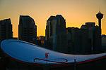 Photographers meeting Downtown Calgary. Photo Credit: Sergei Belski