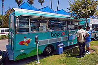 Bap put, Korean, Food Truck, Mid Wilshire, Los Angeles CA. Miracle Mile district.