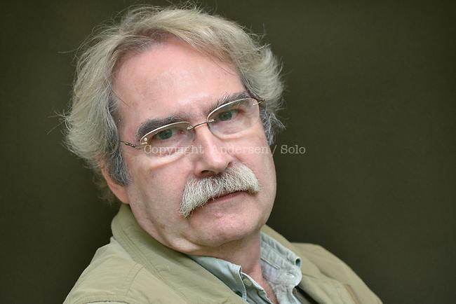 Jaume Cabre, Spanish writer.