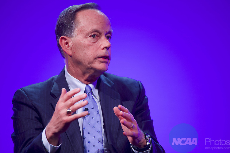 19 JAN 2017: The Opening Business Session takes place during the 2017 NCAA Convention at the Gaylord Opryland Resort and Convention Center in Nashville, TN.  Jamie Schwaberow/NCAA Photos  (Pictured:   Steve Scott)